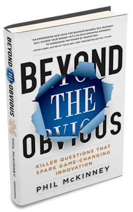 beyond the obvious book on innovation creativity leadership
